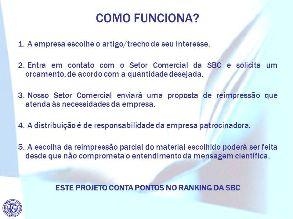 RETORNO DE MARKETING A empresa poderá inserir sua publicidade com exclusividade no miolo, 2ª, 3ª e 4ª Capas.