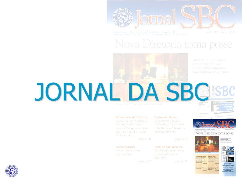 JORNAL DA SBC