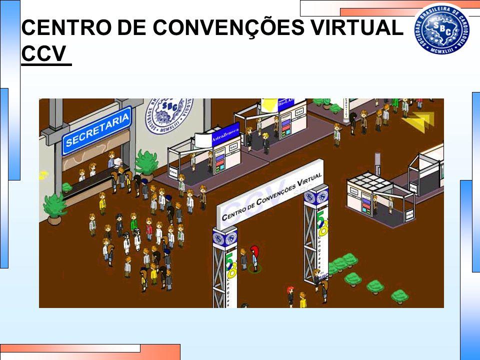 CENTRO DE CONVENÇÕES VIRTUAL CCV