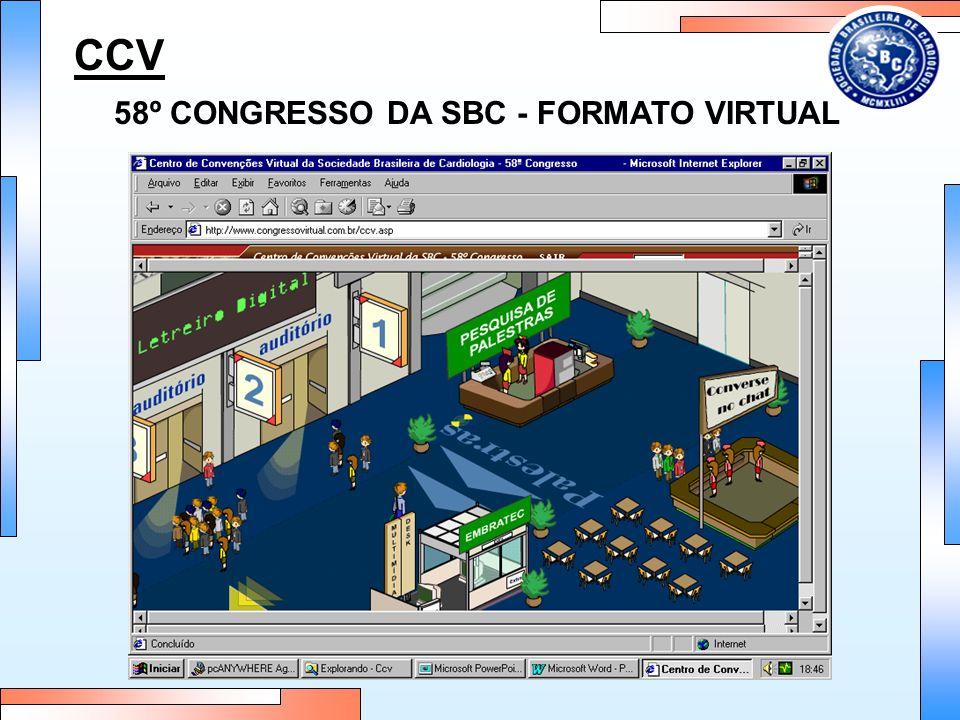 CCV 58º CONGRESSO DA SBC - FORMATO VIRTUAL