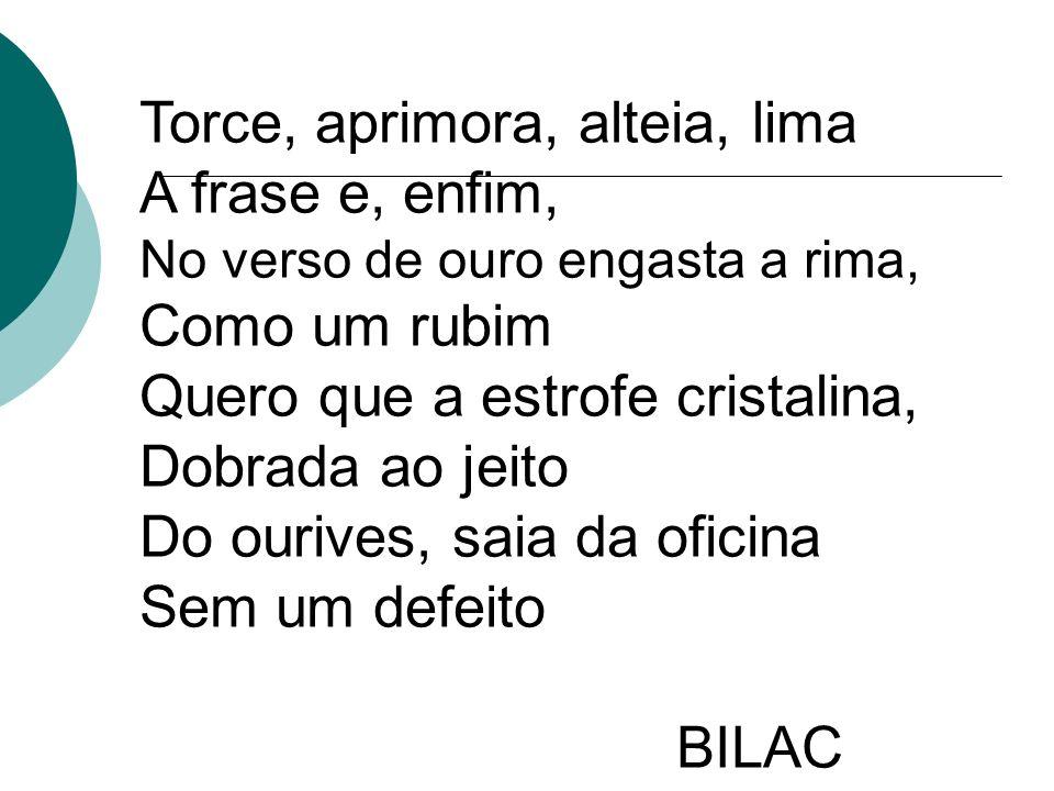 Enumere de acordo: (1) Olavo Bilac (2) Raimundo Correia (3) Alberto de Oliveira ( ) Maranhense, estudou Direito em SP e foi magistrado em vários estados brasileiros.