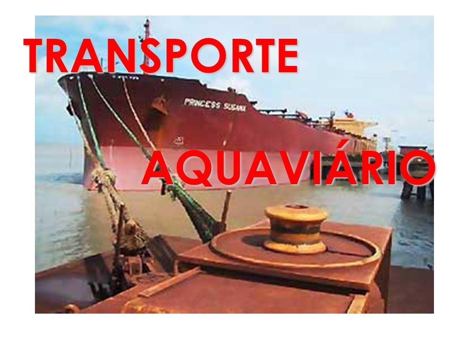 TRANSPORTE AQUAVIÁRIO AQUAVIÁRIO
