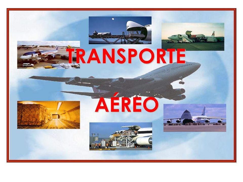 TRANSPORTE TRANSPORTE AÉREO AÉREO