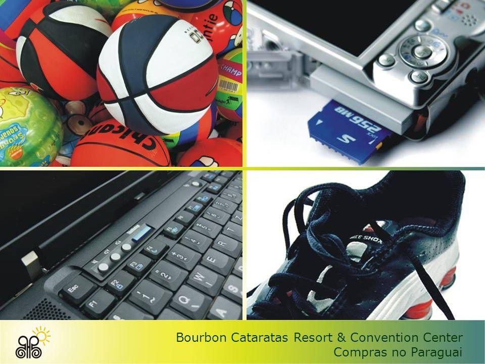 Bourbon Cataratas Resort & Convention Center Compras no Paraguai