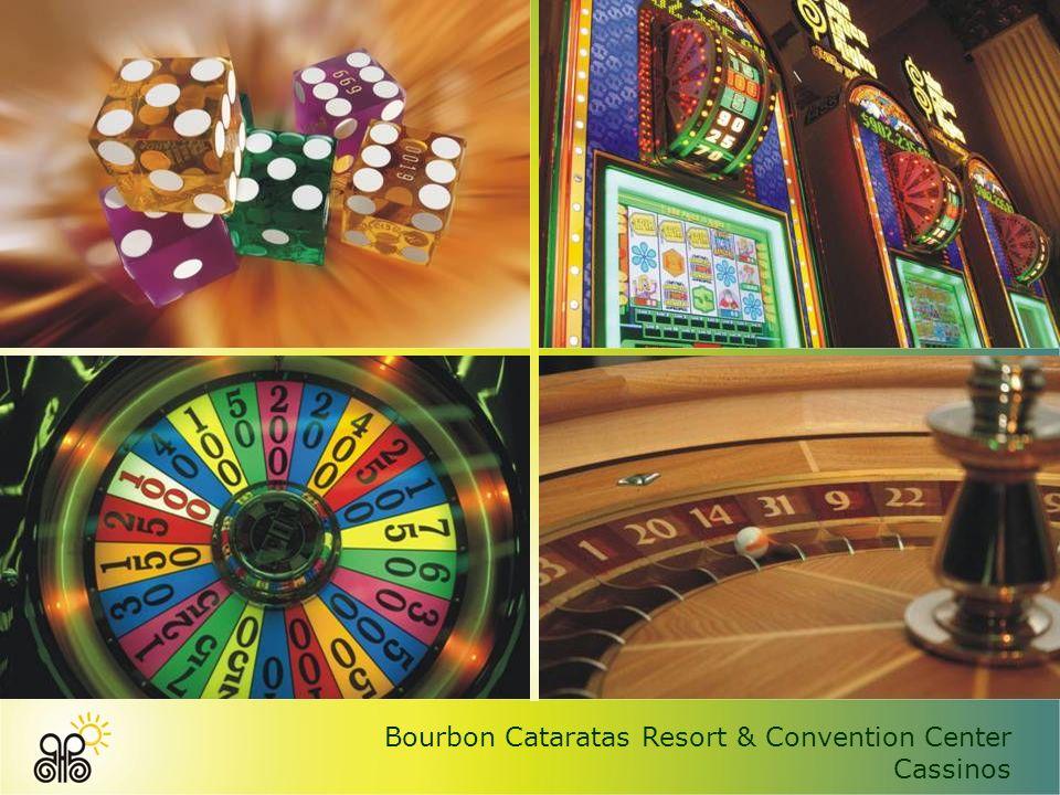 Bourbon Cataratas Resort & Convention Center Cassinos