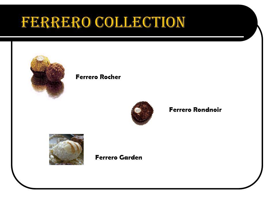 -Por ser um box com os melhores bombons FERRERO pode agregar valores intangíveis.