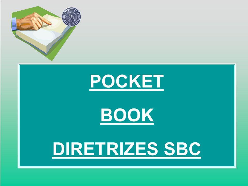 POCKET BOOK DIRETRIZES SBC