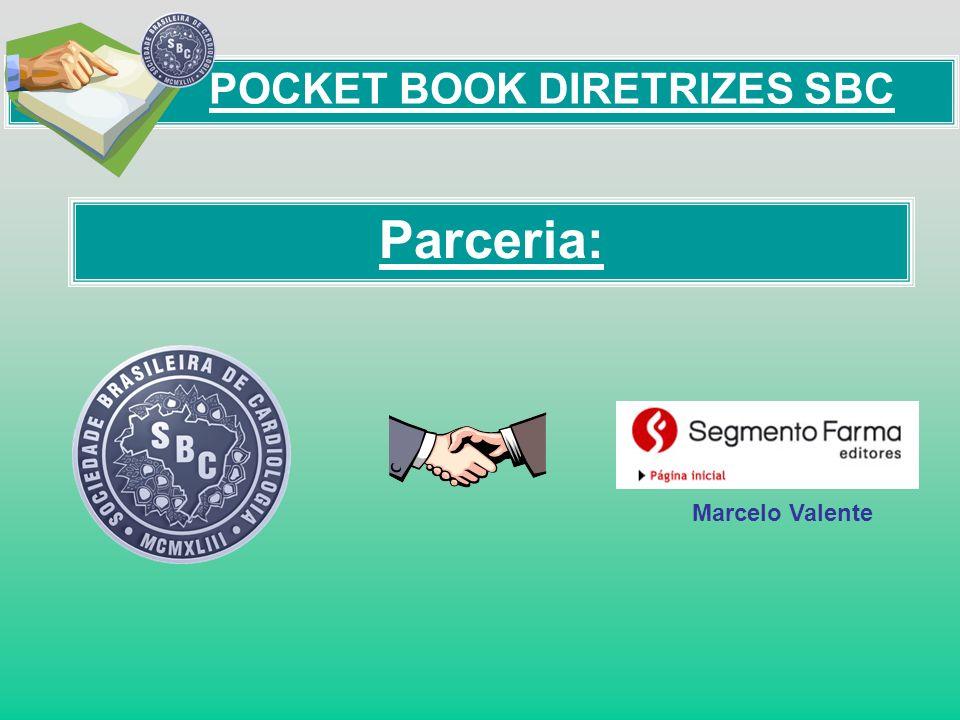 Marcelo Valente POCKET BOOK DIRETRIZES SBC Parceria: