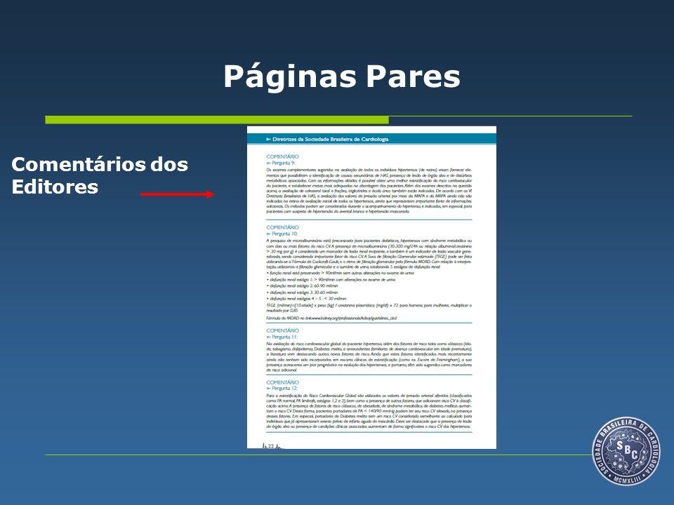 No final de cada Capítulo, haverá uma página contendo as Opções Corretas das Respostas.