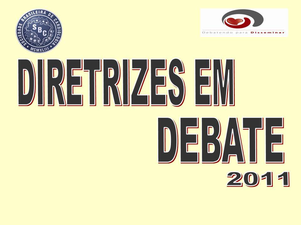 Definição: Consiste na realização de Atividade Científica interativa, para discussão e debate do conteúdo das Diretrizes publicadas pela SBC.