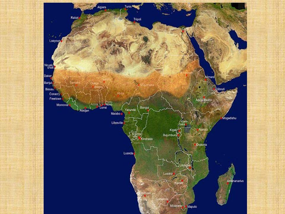 REGIÕES AFRICANAS