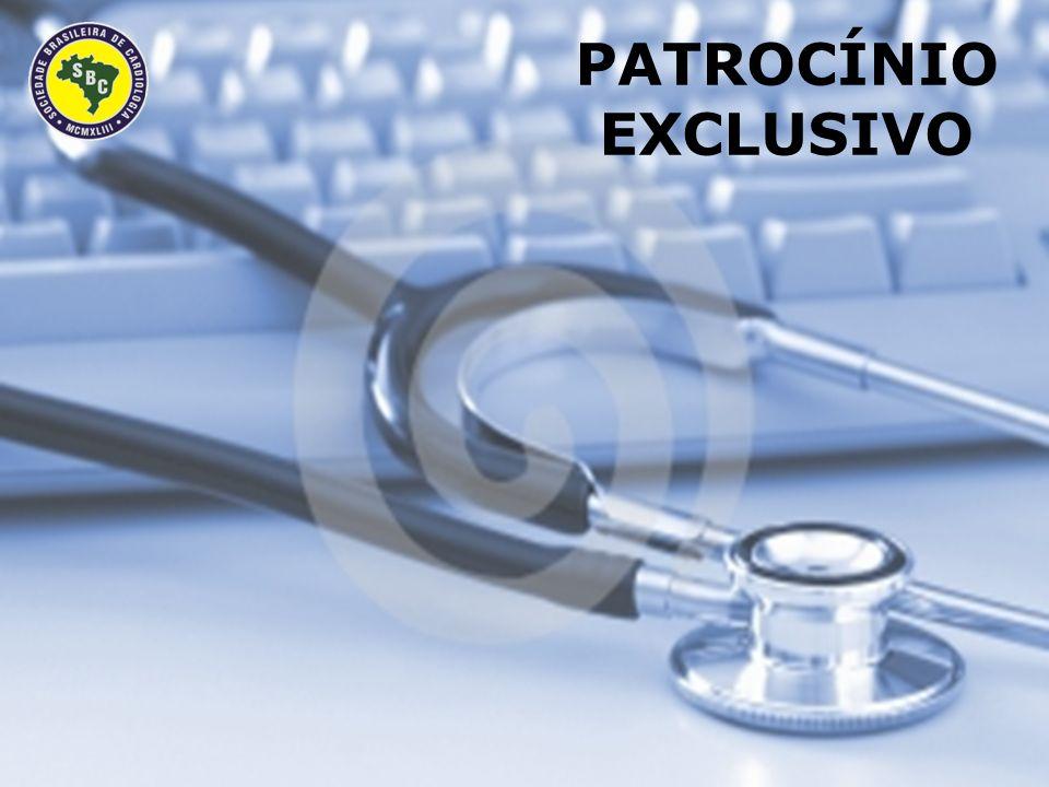 PATROCÍNIO EXCLUSIVO