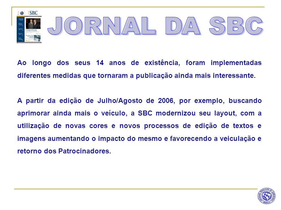 Já no ano de 2008, o Jornal inicia um novo ciclo de transformações.