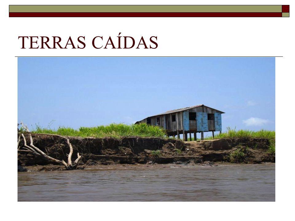 TERRAS CAÍDAS