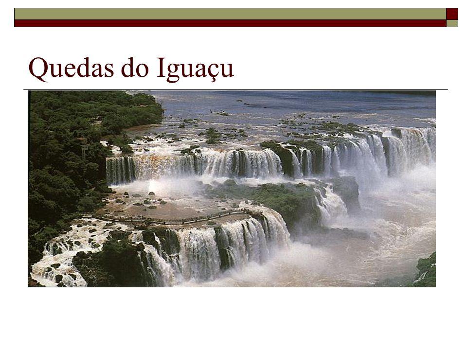 Quedas do Iguaçu
