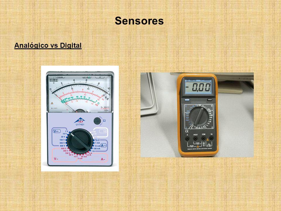 Sensores Analógico vs Digital