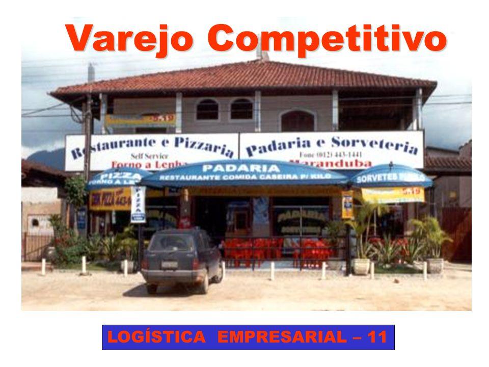 LOGÍSTICA EMPRESARIAL – 11 Varejo Competitivo