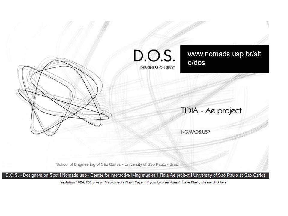 D.O.S. designers on spot PIX | EOS | ZIP | Design_LAB