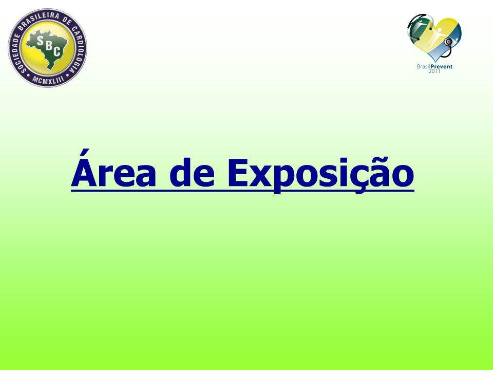 Área de Exposição