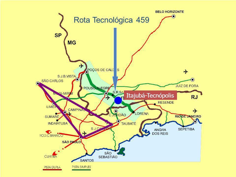 Itajubá-Tecnópolis Rota Tecnológica 459