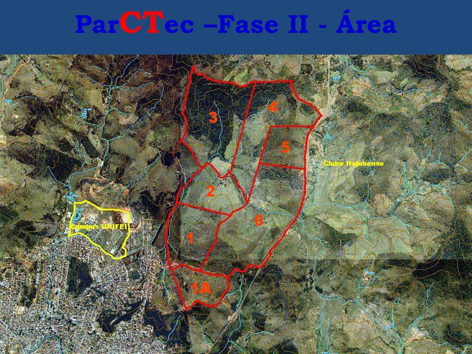 Clube Itajubense Par CT ec –Fase II - Área