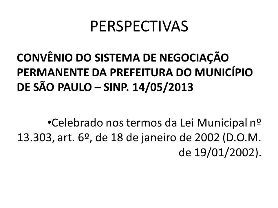 PERSPECTIVAS CLÁUSULA PRIMEIRA.
