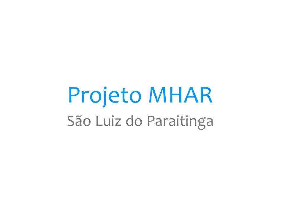Projeto MHAR São Luiz do Paraitinga