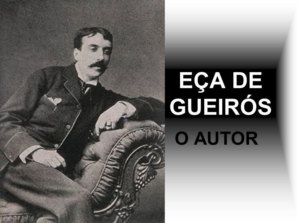Eça de Queirós nasceu José Maria Eça de Queirós, em Póvoa de Varzim -Portugal, no dia 25 de Novembro de 1845.