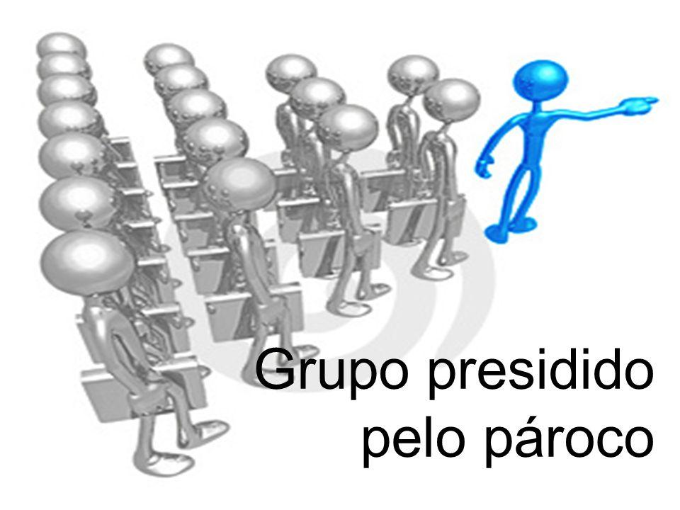 ...composto pelos coordenadores paroquiais de Pastorais, Movimentos e Organismos...