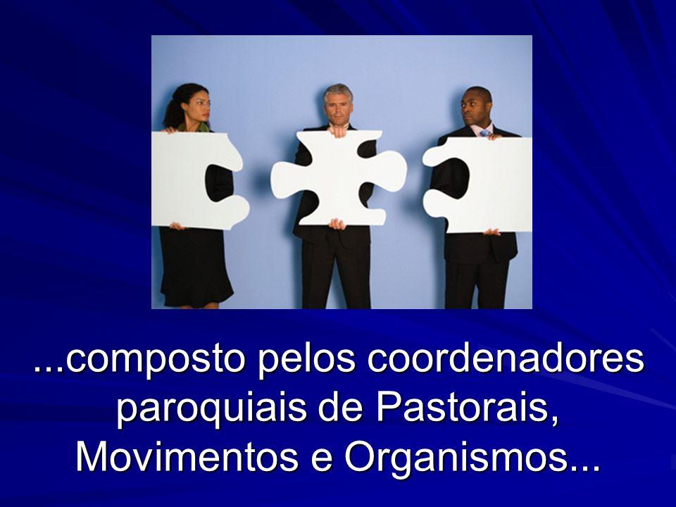 Ligação do pároco com os outros paroquianos em atitudes de: