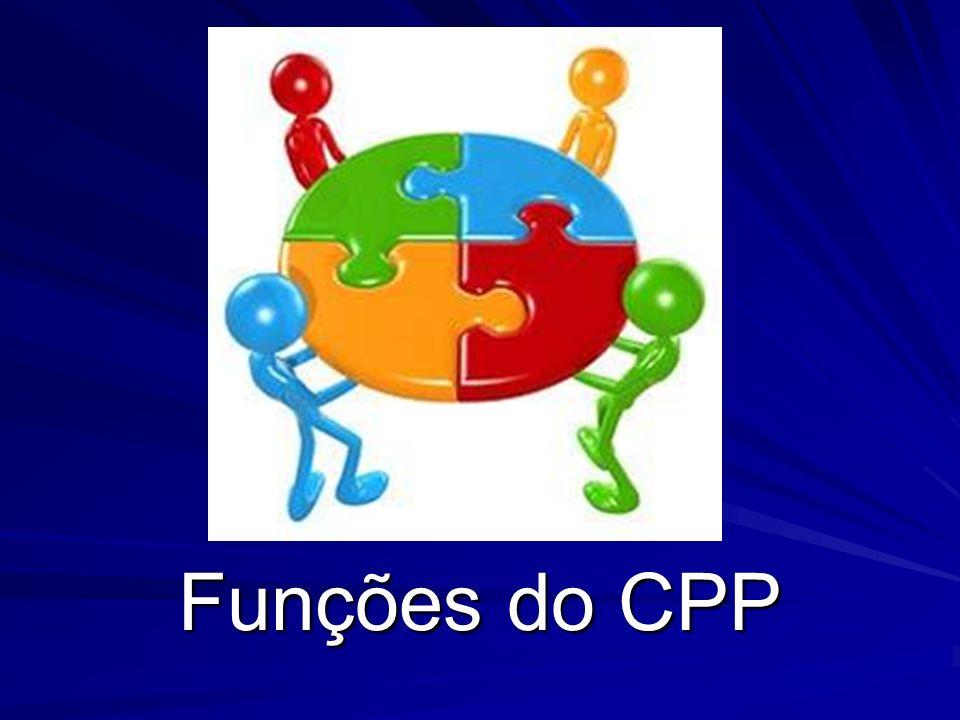 Funções do CPP