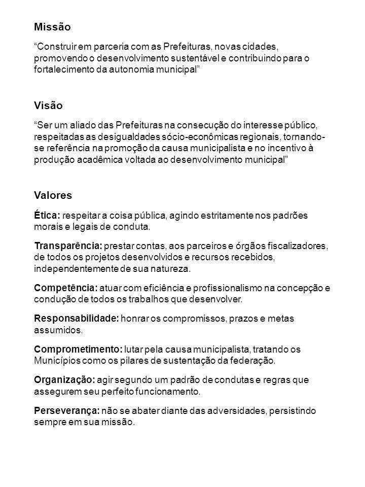 1ª Diretoria e Associados Fundadores do Idenc: Francisco Xavier Amaral - Presidente João Cláudio Franzoni Barbosa - Vice-Presidente Maria Tereza C.