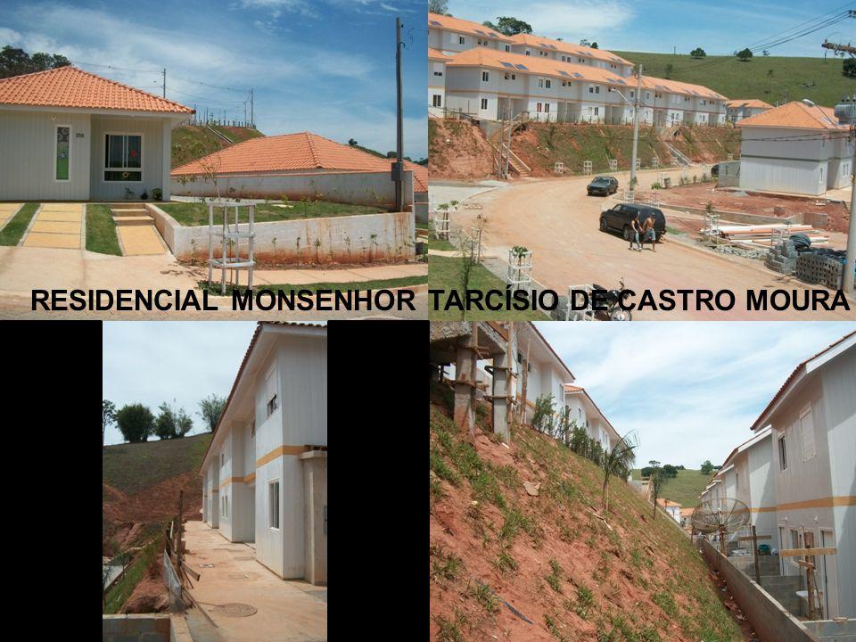 RESIDENCIAL MONSENHOR TARCÍSIO DE CASTRO MOURA