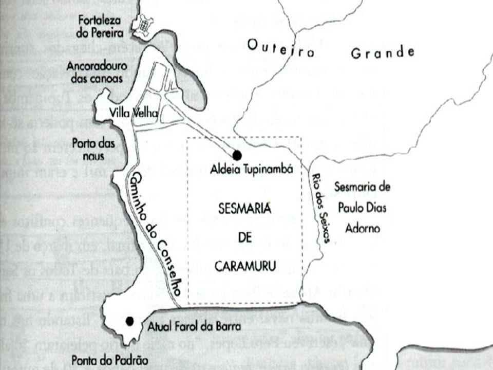 SESMARIA DE CARAMURU