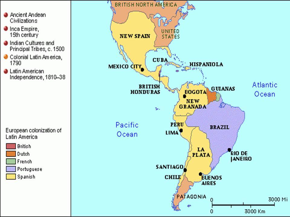 1810- O padre Miguel Hidalgo lidera uma tentativa de independência no México.
