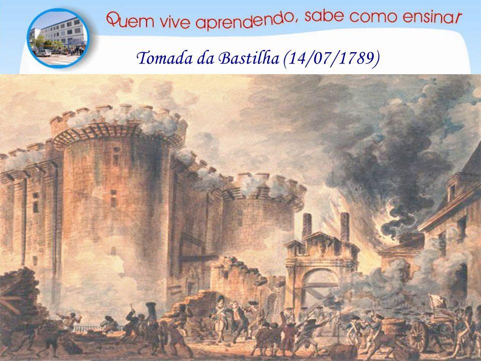 Tomada da Bastilha (14/07/1789)