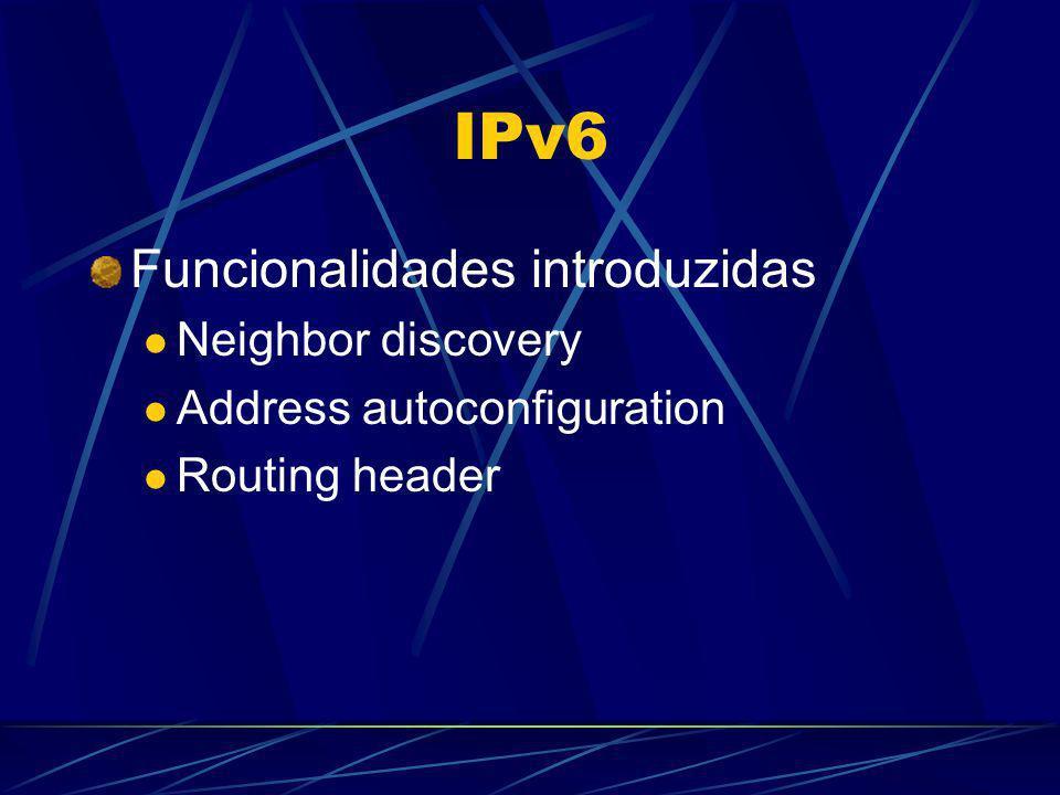 Operação básica Rede remota Registro na rede remota Dynamic HA address discovery Binding update para HA HA intercepta e encaminha pacotes Host móvel envia binding update para correspondentes
