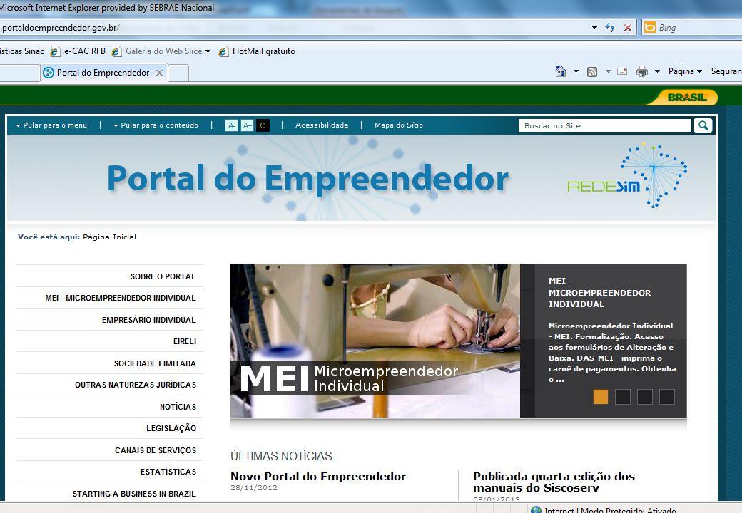 SEBRAE 0800 570 0800 / www.sebrae.com.br Luiz Barretto Presidente do Sebrae Nacional