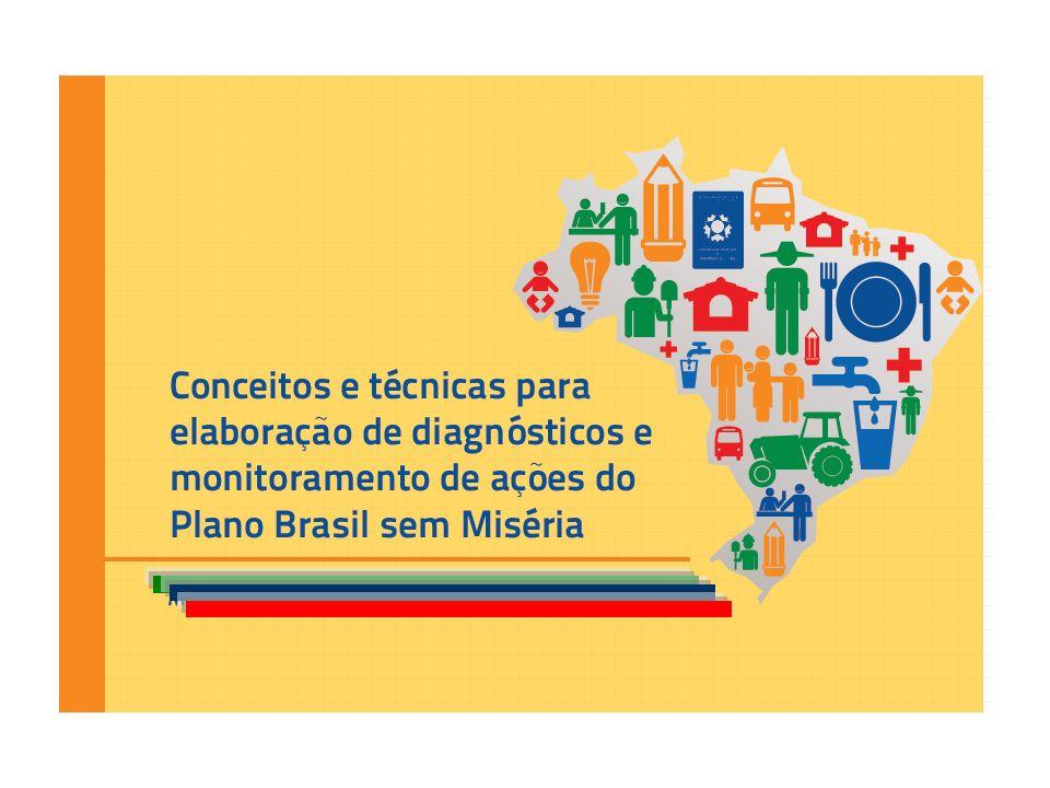 Diagnóstico de Condições de Vida A demanda por informação estruturada no Ciclo de Programas Indicadores sociais Censos Demográficos Cadastros Públicos CadUnico