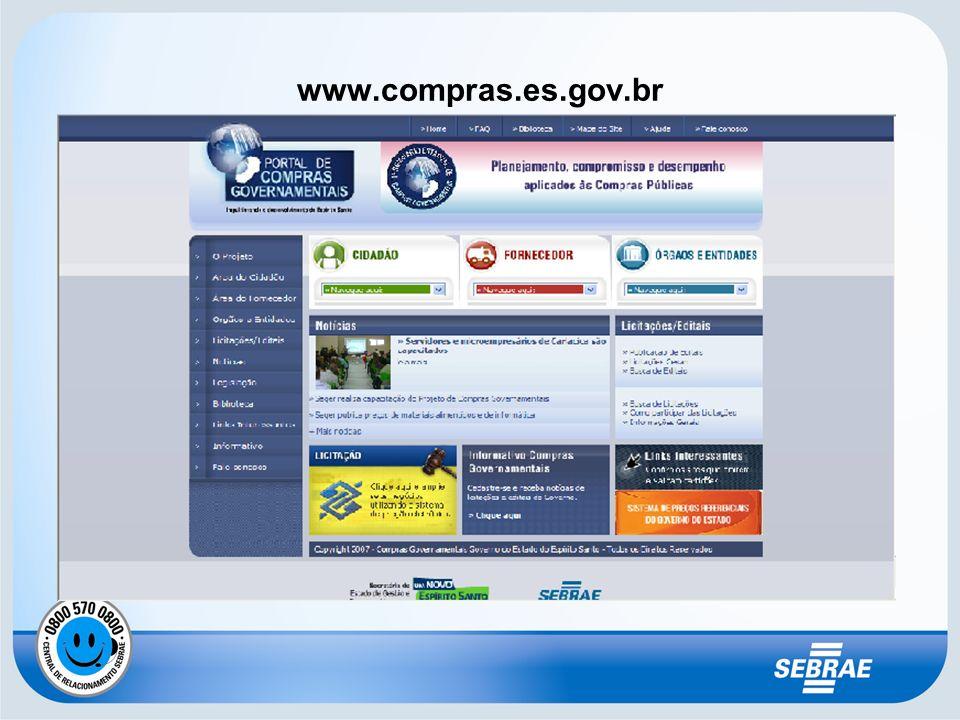 www.compras.es.gov.br