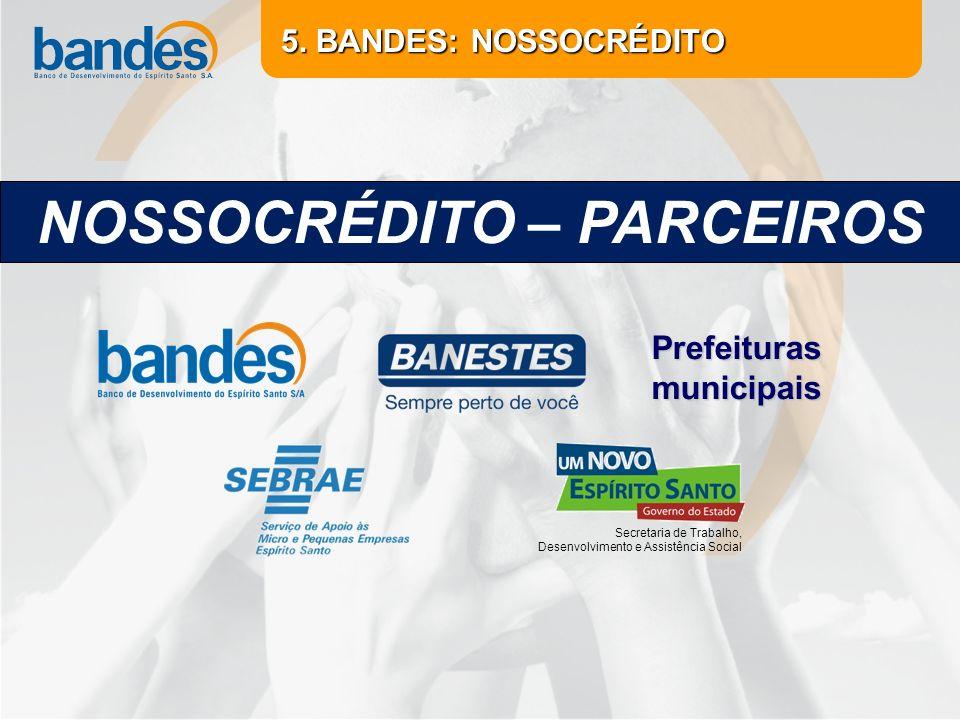 Gilson Domingues Cardoso Gerente de Desenvolvimento e Planejamento - BANDES gilson@bandes.com.br – Tel.: 3331-4442@bandes.com.br Obrigado!