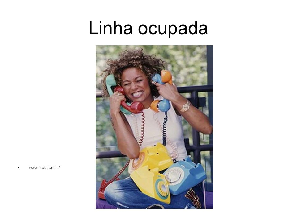 Linha ocupada www.inpra.co.za/