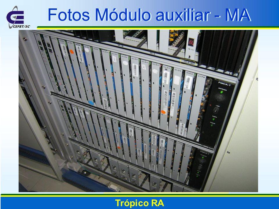 Fotos Módulo auxiliar - MA Trópico RA