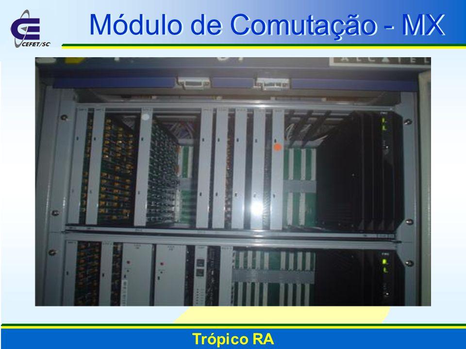 Módulo de Comutação - MX Trópico RA