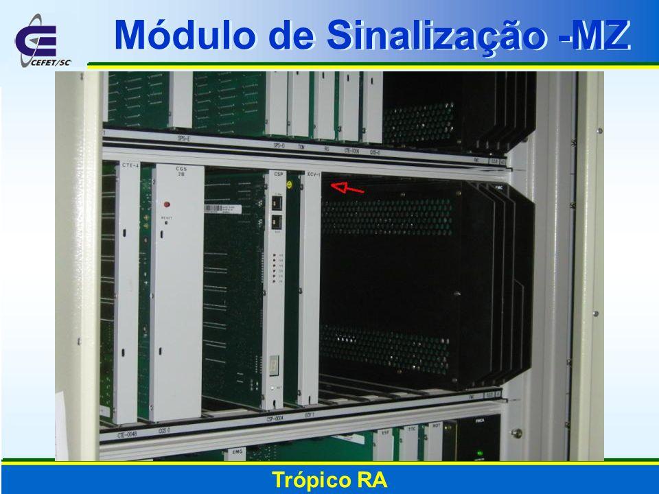 Módulo de Sinalização -MZ Trópico RA