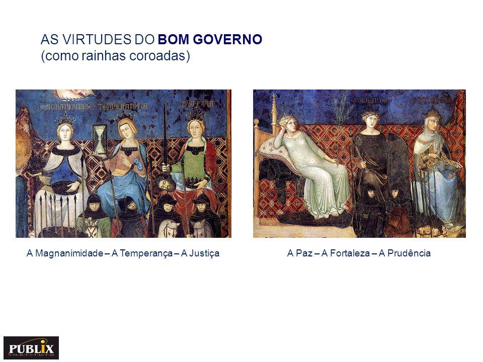 OS EFEITOS DO BOM GOVERNO NA CIDADE E NO CAMPO