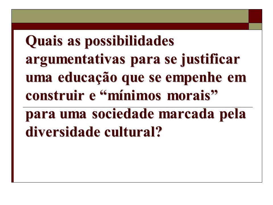 Interculturalidade: Trata-se de uma proposta: diálogo entre os diferentes grupos de uma sociedade plural. Entende a diferença como riqueza, sem negar