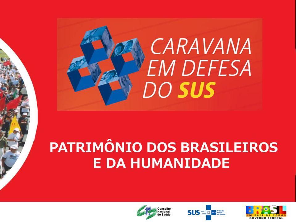 PATRIMÔNIO DOS BRASILEIROS E DA HUMANIDADE