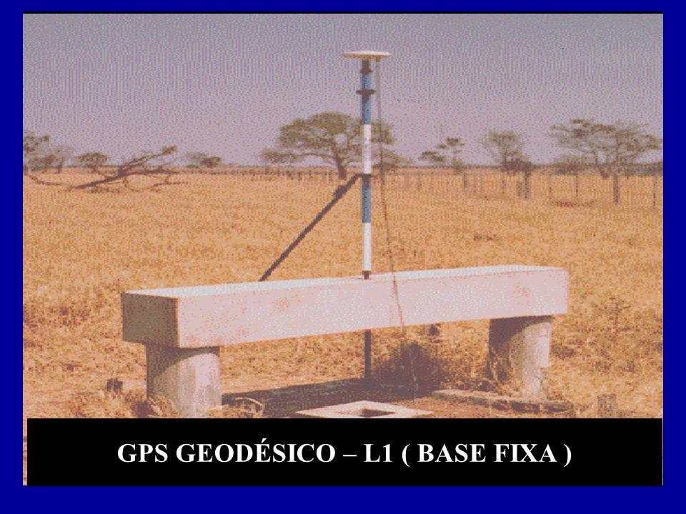 GPS GEODÉSICO – L1 ( BASE FIXA )