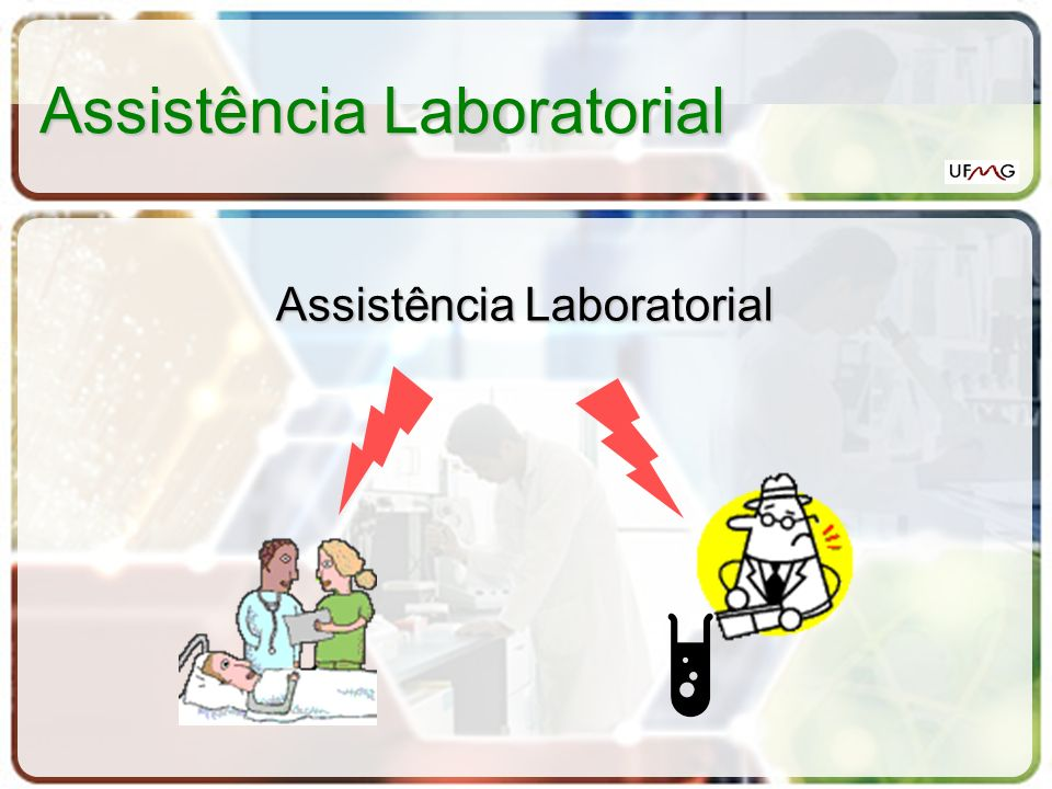 Assistência Laboratorial